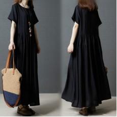 (F5192) 連身裙 (大碼款)