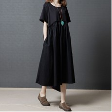 (F5193) 連身裙 (大碼款)