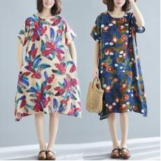(F5207) 連身裙 (大碼款)