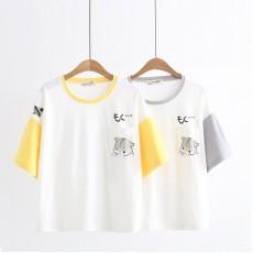 日系(WA8278) 貓 上衣