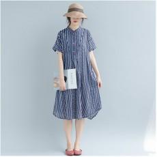 (F5166) 連身裙   (大碼款)