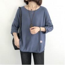 (NA1352) 簡約針織上衣