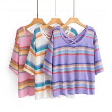 日系(WA8245)  針織上衣
