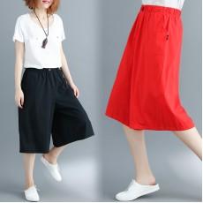 (F5087)  短褲 (大碼款)