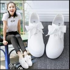(SH008) 厚底帆布鞋