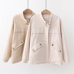 日系(WA7990)  外套