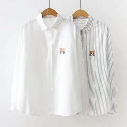 日系(WA8006)   貓  恤衫