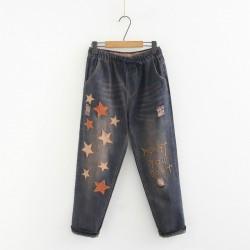 日系(WA8013) 牛仔褲