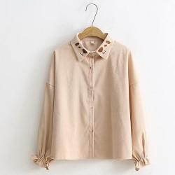 日系(WA8024)   恤衫