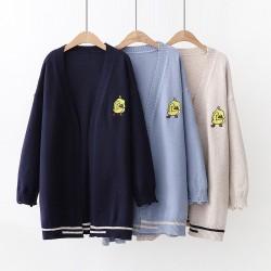 日系(WA8029) 針織外套
