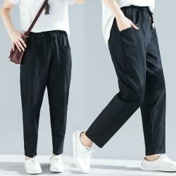 (F4853) 長褲 (大碼款)