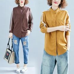 (F4855) 恤衫 (大碼款)