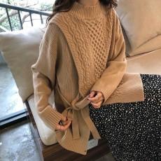 (卡其有現貨)(A1508) 針織上衣