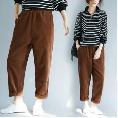 (F4560) 長褲 (大碼款)