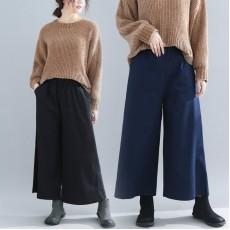 (F4540) 長褲  (大碼款)