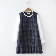 日系(WA7720) 連身裙