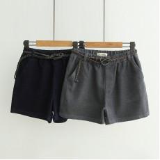 日系(WA7729) 短褲