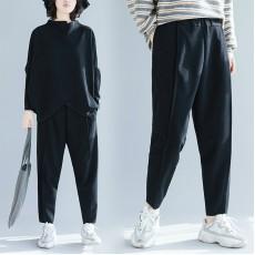 (F4501) 長褲  (大碼款)