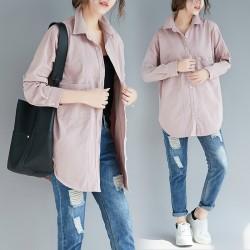 (F4031) 恤衫 (大碼款)