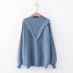 日系(WA7233) 針織上衣