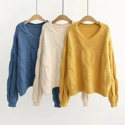 日系(WA7235) 針織上衣