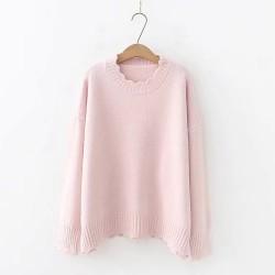 日系(WA7237) 針織上衣