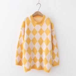 日系(WA7244) 針織上衣