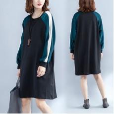 (F3657) 連身裙 (大碼款)