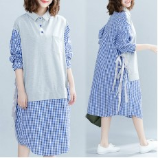 (F3663) 連身裙 (大碼款)