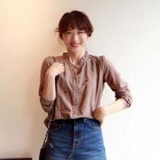 韓國直送leelin 恤衫上衣0918