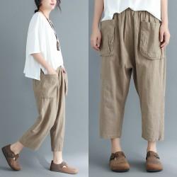 (F2899) 長褲 (大碼款)