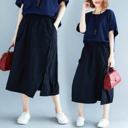 (F2905) 半身裙 (大碼款)