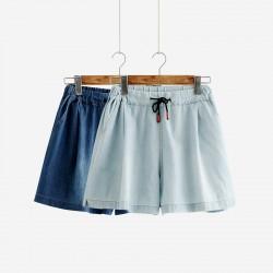 (JP8490) 牛仔短褲