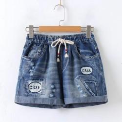 日系(WA6486) 牛仔短褲