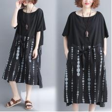 (F2451) 連身裙 (大碼款)
