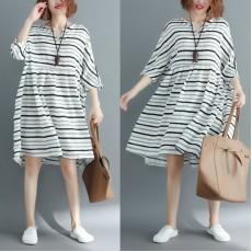 (F2453) 連身裙 (大碼款)