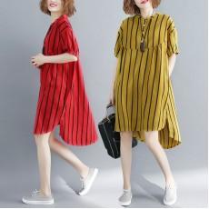 (F2458) 連身裙 (大碼款)