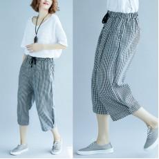(F2460)  長褲  (大碼款)