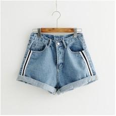 (JP8433) 牛仔短褲