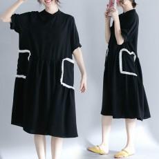(F2427) 連身裙 (大碼款)