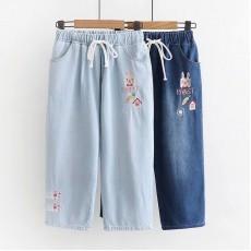 日系(WA6300) 牛仔褲