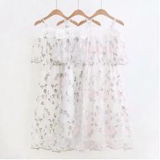 日系(WA6307) 連身裙