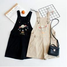 日系(WA6309)  連身褲