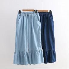 日系(WA6316) 牛仔褲