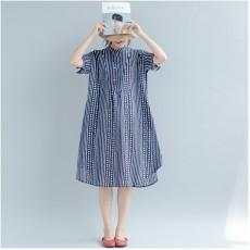 (F2410) 連身裙 (大碼款)