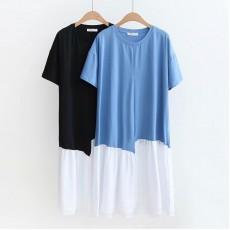 日系(WA6284) 連身裙