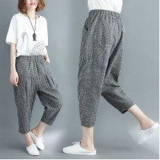(XL現貨)(F2380) 長褲  (大碼款)