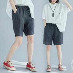 (F2054) 短褲 (大碼款)