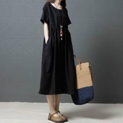 (F2061)  連身裙 (大碼款)
