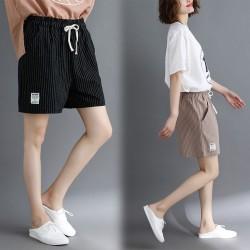 (F2063) 短褲 (大碼款)